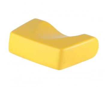 Kopfpolster (gelb)