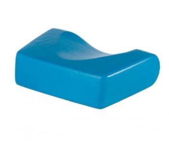Kopfpolster (blau)