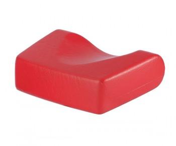 Kopfpolster (rot)