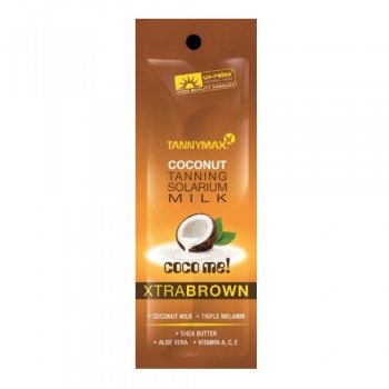 Tannymaxx - Xtra Brown Coconut Tanning Milk (15 ml)