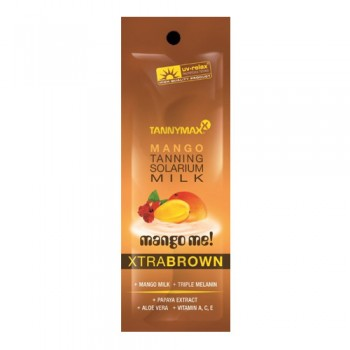 Tannymaxx - Xtra Brown Mango Tanning Milk (15 ml)