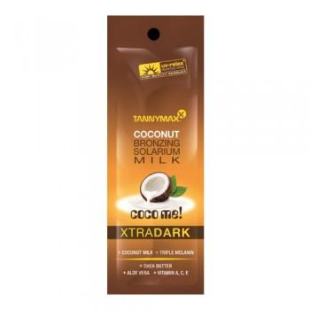 Tannymaxx - Xtra Dark Coconut Tanning Milk + Bronzer (15 ml)