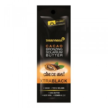 Tannymaxx - Xtra Black Cacao Bronzing Butter (10 ml)