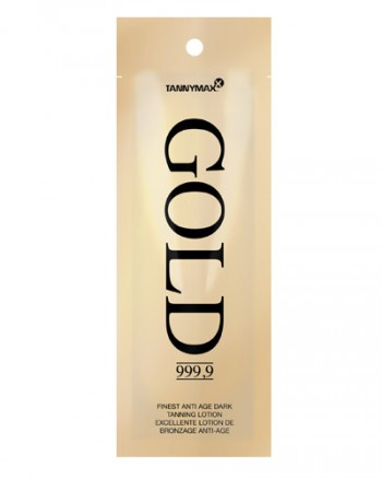 Tannymaxx - Gold 999,9 Finest Anti Age Dark Tanning Lotion (15 ml)