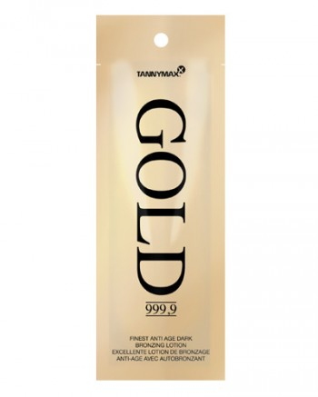 Tannymaxx - Gold 999,9 Finest Anti Age Dark Bronzing Lotion (15 ml)